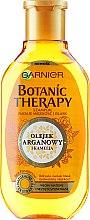 Kup Szampon do włosów matowych i niezdyscyplinowanych Olej arganowy i kamelia - Garnier Botanic Therapy