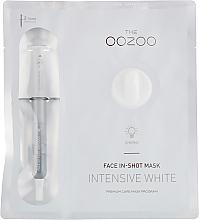 Kup Maska na twarz w płachcie - The Oozoo Face In-Shot Mask Intensive White