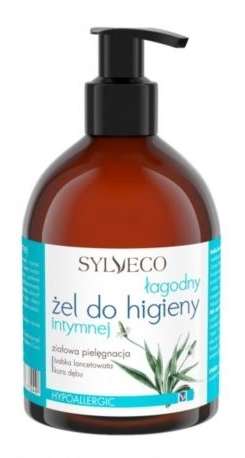 Łagodny żel do higieny intymnej - Sylveco