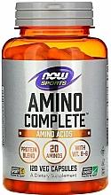 Kup Suplement diety dla sportowców Kompleks aminokwasowy - Now Foods Amino Complete Sports