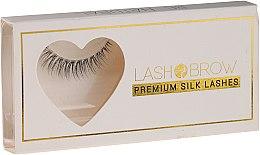 Kup Sztuczne rzęsy na taśmie - Lash Brow Premium Silk Lashes Be Natural