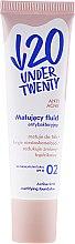 Kup Matujący fluid antybakteryjny - Under Twenty Anti! Acne