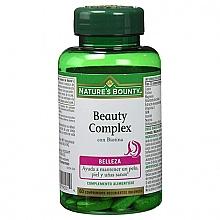 Kup Kompleks tabletek z biotyną - Nature's Bounty Beauty Complex