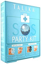 Kup Zestaw - Talika SOS Party Kit (mask 20 g + 2 x eye/patch x 2 + mask 25 g)