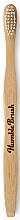 Kup Miękka bambusowa szczoteczka do zębów, biała - The Humble Co.