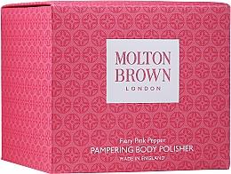 Kup PRZECENA! Molton Brown Fiery Pink Pepper Pampering Body Polisher - Perfumowany peeling do ciała Różowy pieprz*