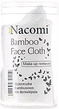 Kup Ściereczka bambusowa do demakijażu - Nacomi Bamboo Face Cloth
