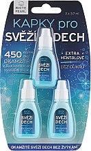 Kup Krople odświeżające zapach z jamy ustnej - VitalCare White Pearl Drops For Fresh Breath