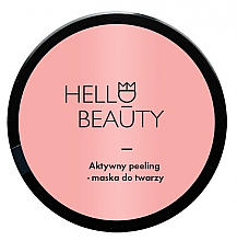 Kup Aktywny peeling-maska do twarzy - Lullalove Active Peeling Mask To Face