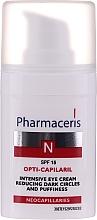 Kup Intensywny krem redukujący cienie i worki pod oczami - Pharmaceris N Opti-Capilaril