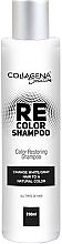 Kup Szampon przywracający naturalny kolor włosów - Collagena Solution REcolor Shampoo