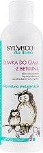 Kup Hipoalergiczna oliwka do ciała dla dzieci z betuliną - Sylveco Dla dzieci