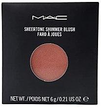 Kup MAC Sheertone Shimmer Blush Refill - Rozświetlający róż do policzków (wymienny wkład)