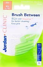 Kup Szczoteczki do przestrzeni międzyzębowych, 0,8 mm XL, 10 szt. - Jordan Interdental Brush Clinic Brush Between