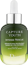 Kup Rewitalizujące serum w olejku - Dior Capture Youth Intense Rescue Oik-Serum