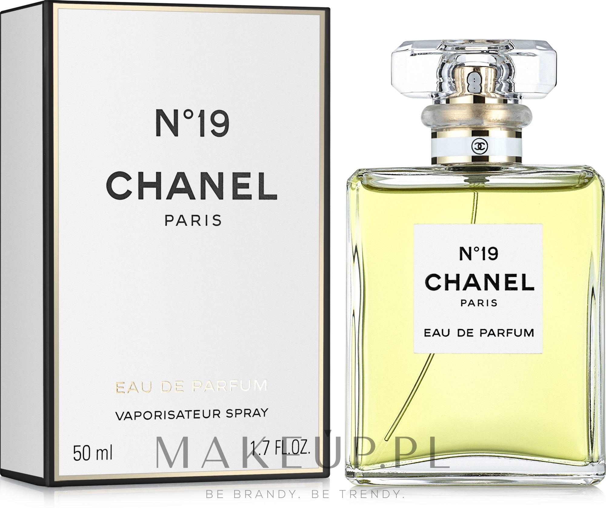 Chanel N19 - Woda perfumowana — фото 50 ml