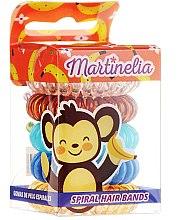 Kup Gumki do włosów, Małpka, 5 szt. - Martinelia