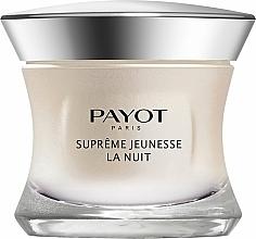 Kup Krem do twarzy na noc - Payot Supreme Jeunesse La Nuit Night Cream