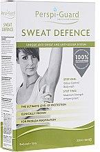 Kup Zestaw do ciała przeciw nadmiernej potliwości - Perspi-Guard Sweat Defence System (sh/cr 200 ml + deo 30 ml)