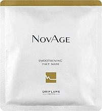 Kup Wygładzająca maseczka do twarzy na tkaninie - Oriflame NovAge Smoothening Face Mask