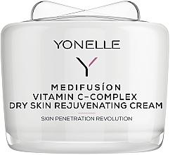 Kup Krem z witaminą C odmładzający wygląd do cery suchej - Yonelle Medifusion Vitamin C-Complex Dry Skin Rejuvenating Cream