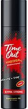 Kup Bardzo mocny lakier do włosów - Time Out Hairspray Extra Strong Volume And Shine