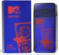 Kup MTV Perfumes MTV Sound Check - Woda toaletowa