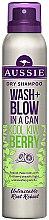 Kup Suchy szampon - Aussie Wash + Blow Kool Kiwi Berry Dry Shampoo