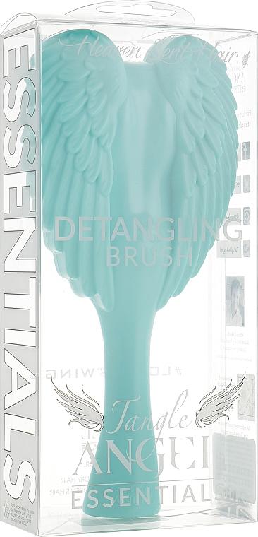 Szczotka do włosów, miętowa - Tangle Angel Essentials Aqua Mint — фото N5
