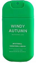 Kup Antybakteryjny spray do rąk Arbuz - HiSkin Antibac Hand Spray Windy Autumn