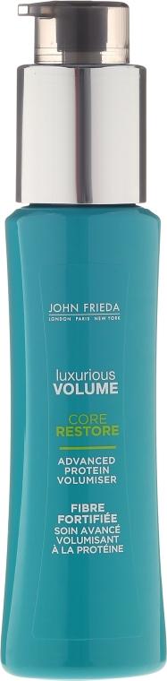 Spray dodający włosom objętości - John Frieda Luxurious Volume Core Restore