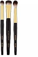 Kup Zestaw - Milani Jetset Eye Brush Kit
