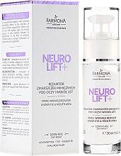 Kup Reduktor zmarszczek mimicznych pod oczy i wokół ust - Farmona Professional Neuro Lift+