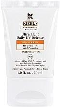 Kup Lekki krem do twarzy z filtrem SPF 50 PA ++++ - Kiehl's Dermatologist Solutions Ultra Light Daily UV Defense