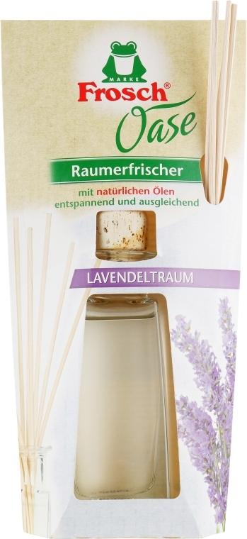 Dyfuzor zapachowy z naturalnym olejkiem Lawenda - Frosch Oase — фото N1