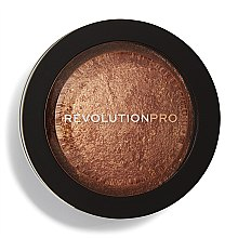 Kup Rozświetlacz - Makeup Revolution Pro Powder Highlighter Skin Finish