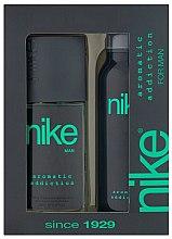 Kup Zestaw dla mężczyzn - Nike Men Aromatic Addiction (deo 200 ml + deo/spray 75 ml)