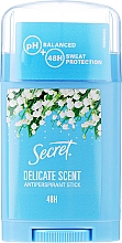 Kup Antyperspirant w sztyfcie - Secret Antiperspirant Stick