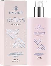 Kup Szampon chroniący kolor włosów farbowanych - Halier Re:flect Shampoo