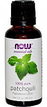 Kup Olejek paczulowy - Now Foods Essential Oils 100% Pure Patchouli