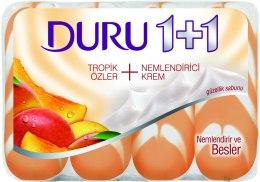 Kup Mydło kosmetyczne Owoce tropikalne - Duru 1+1 Soap