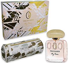 Kup Trussardi My Name - Zestaw (edp/50ml + bag)