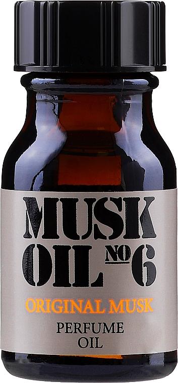Perfumowany olejek o zapachu piżma - Gosh Musk Oil No.6 Perfume Oil