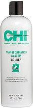 Kup System trwałego prostowania włosów Utrwalacz Faza 2 Formuła C (zielona) - CHI Transformation Bonder Formula C