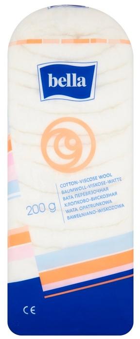 Wata opatrunkowa bawełniano-wiskozowa - Bella Cotton — фото N1