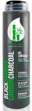 Kup Oczyszczający żel węglowy do twarzy - Diet Esthetic Black Bamboo Carbon Charcoal Cleansing Gel