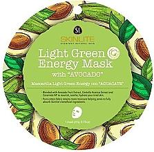 Kup Nawilżająco-liftingująca maska w płachcie - Skinlite Light Green Energy Mask