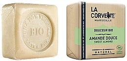Kup Organiczne mydło, Słodkie migdały - La Corvette Sweet Almond Soap