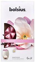 Kup Płatki zapachowe do kominka Magnolia - Bolsius True Scents Magnolia
