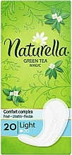 Kup Wkładki higieniczne, 20 szt. - Naturella Green Tea Magic Normal